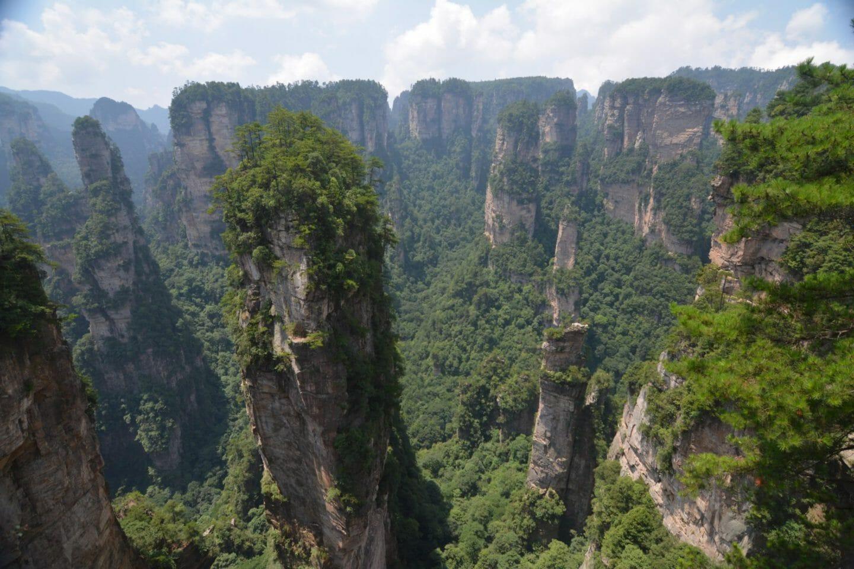 Wulingyuan, el Parque de Avatar