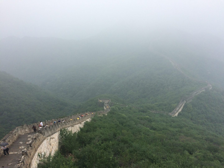 Cima de la Muralla China