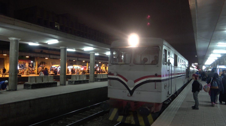 Estación de tren de El Cairo