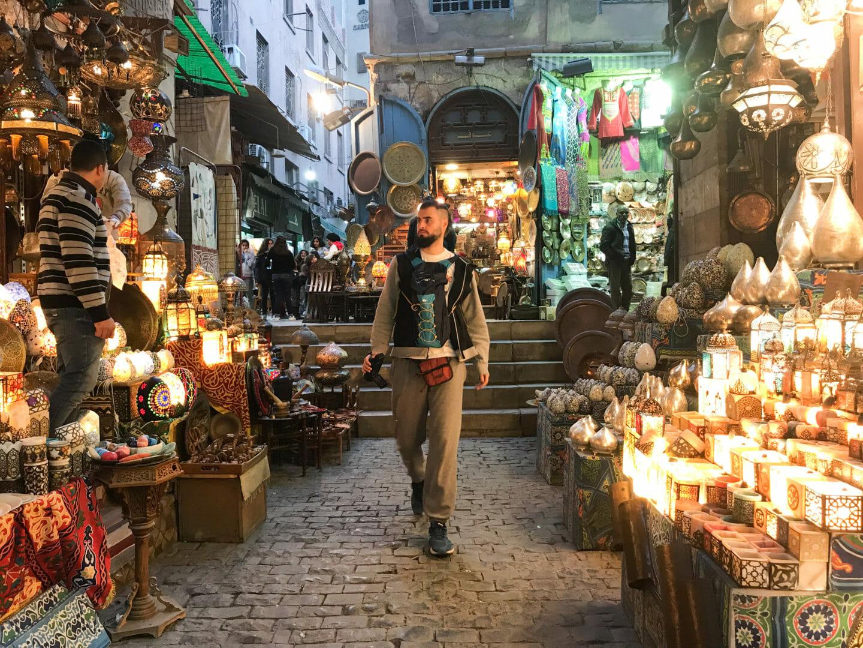 Bazar Khan El Khalili