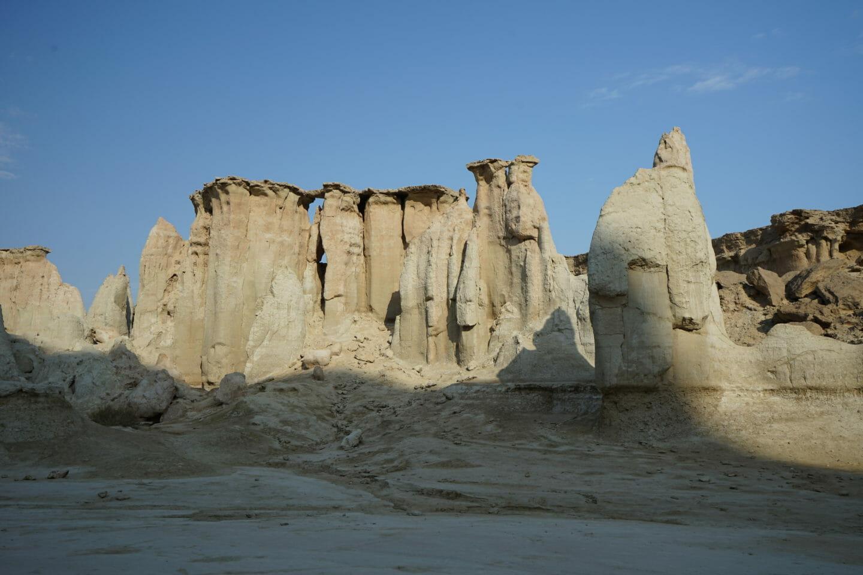Valle de las estatuas