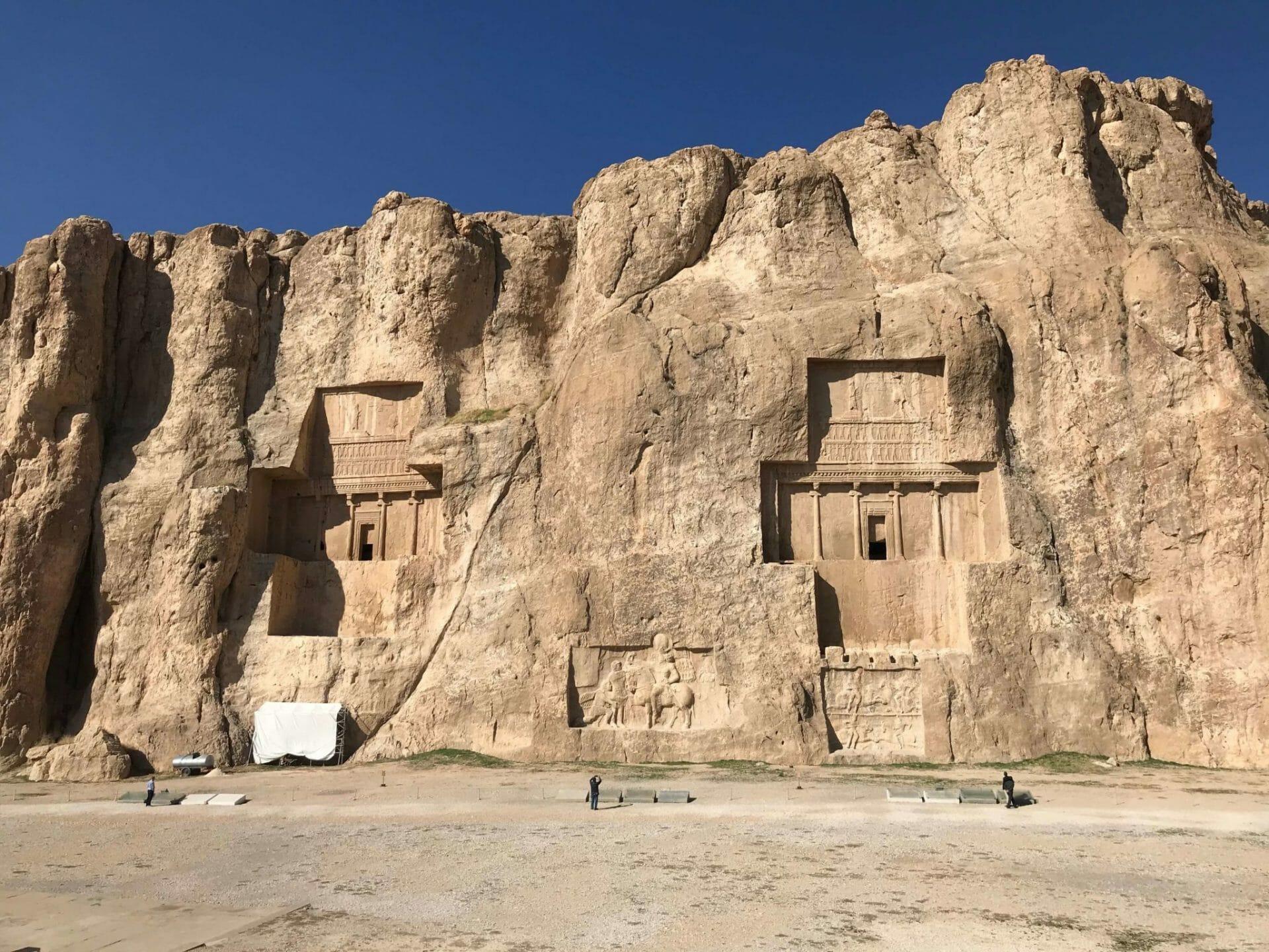 Necrópolis persa