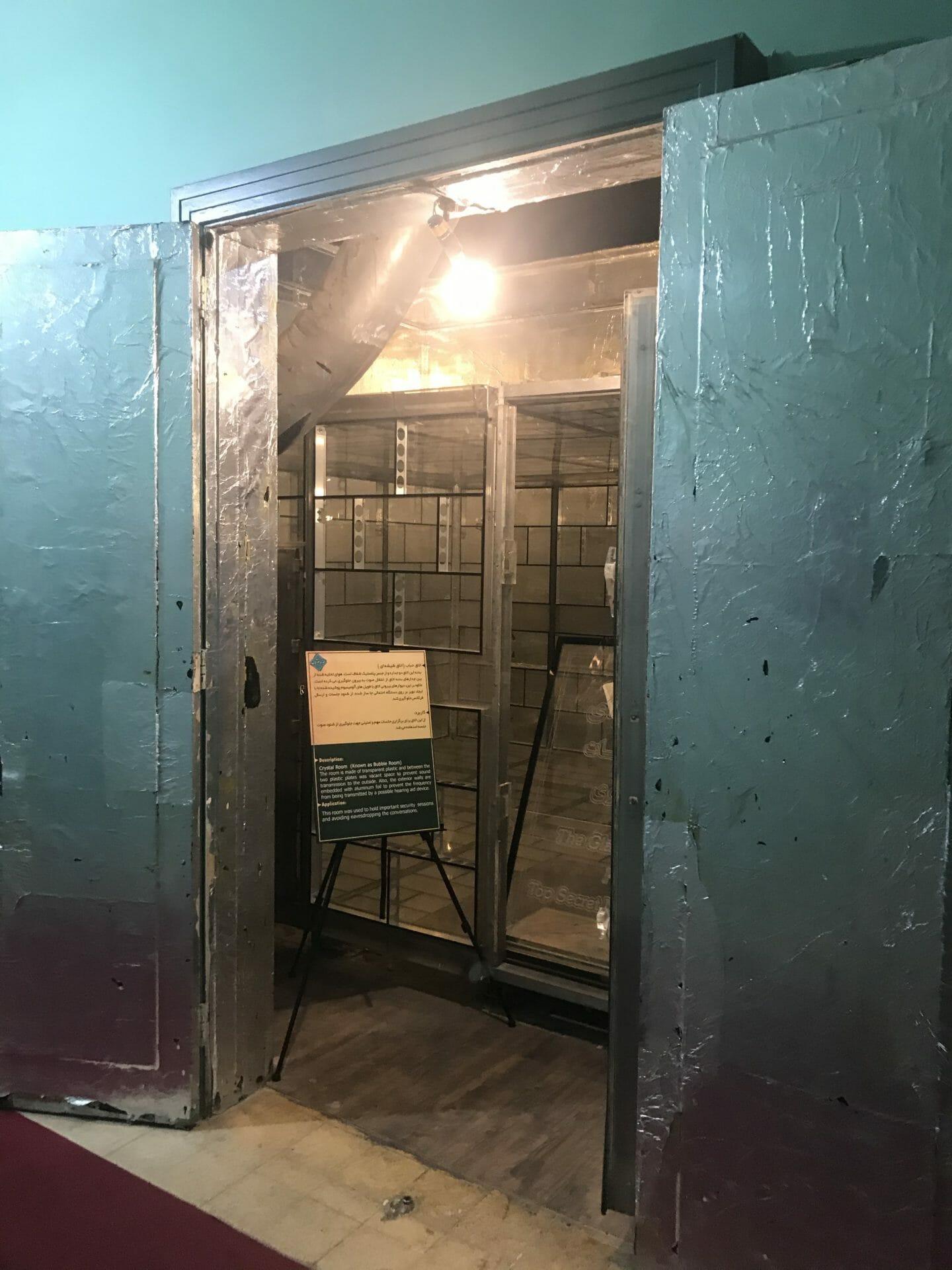 Sala anti espionaje
