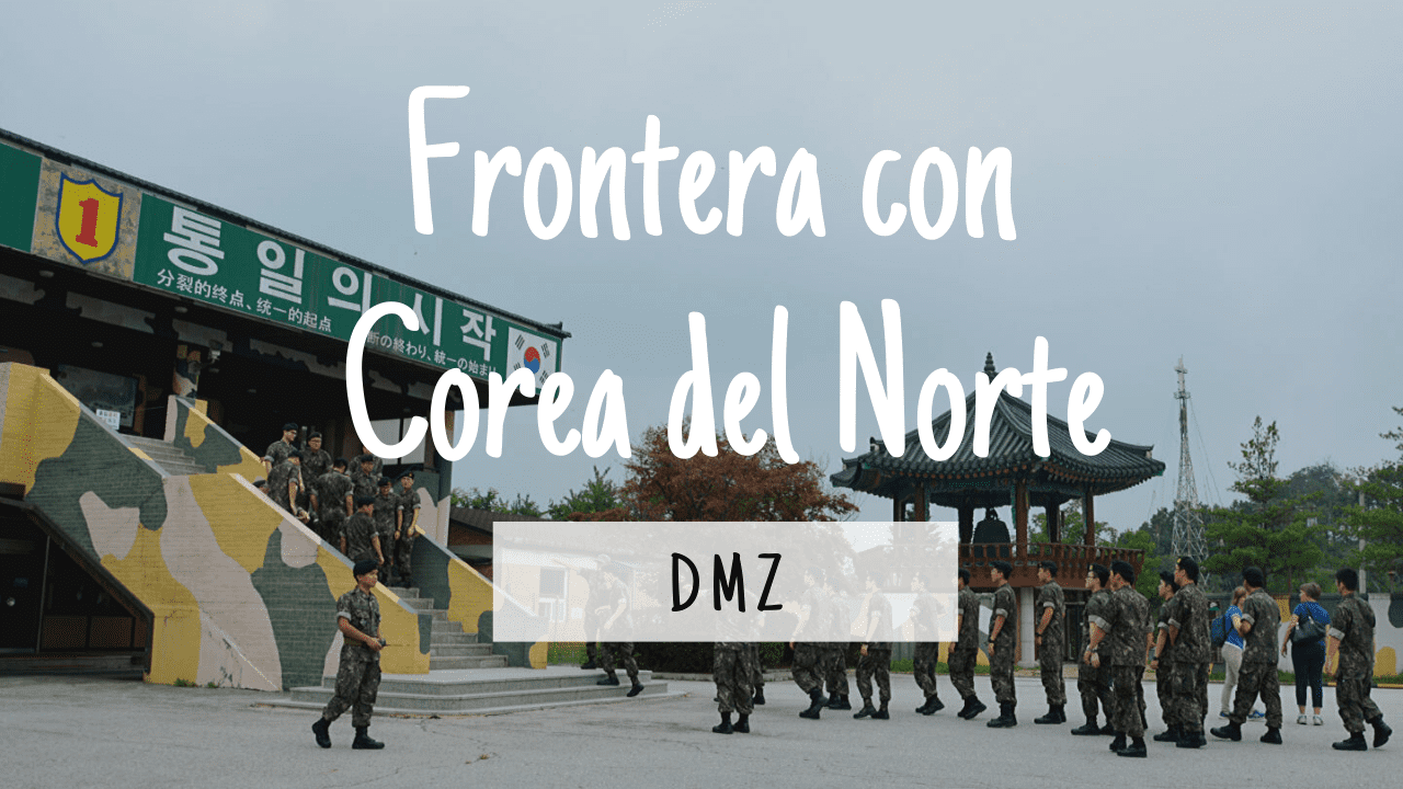 Cabecera Frontera Corea del Norte