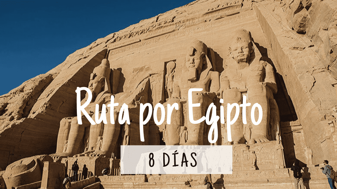 Ruta Egipto