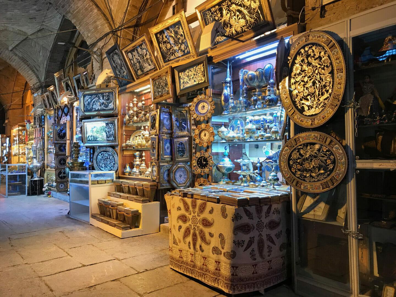 bazar esfahan