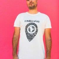 camiseta elmundoesunviaje ramon
