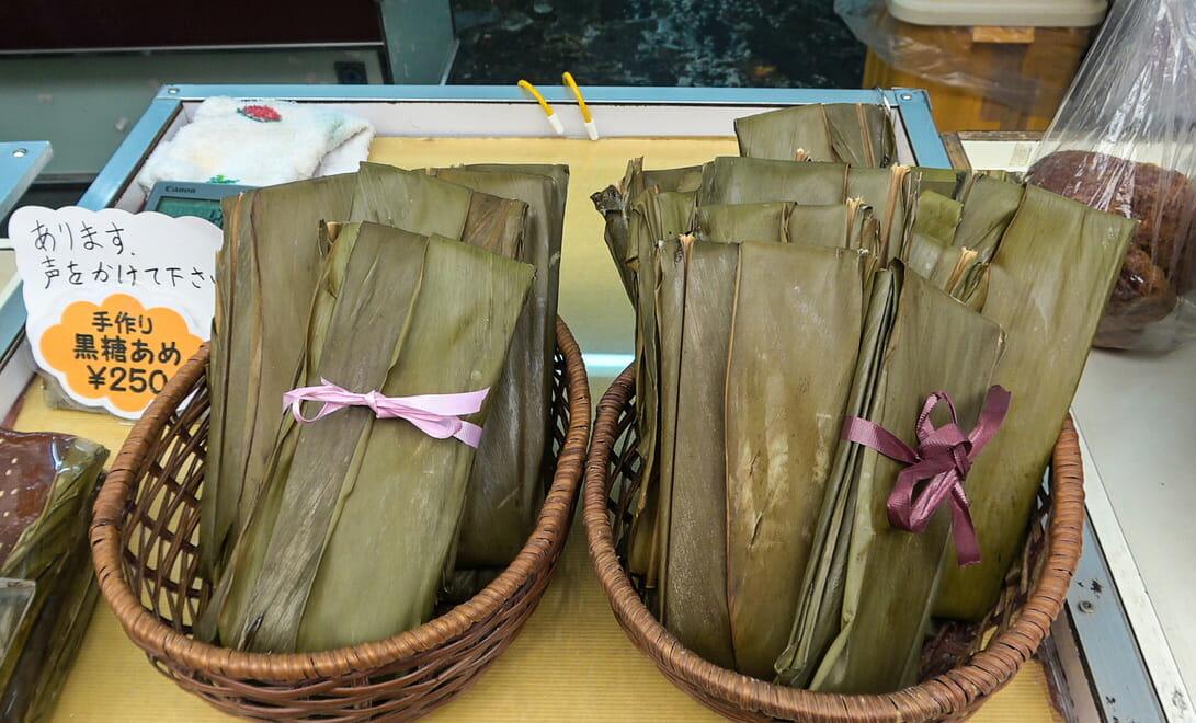 Mochis de Okinawa