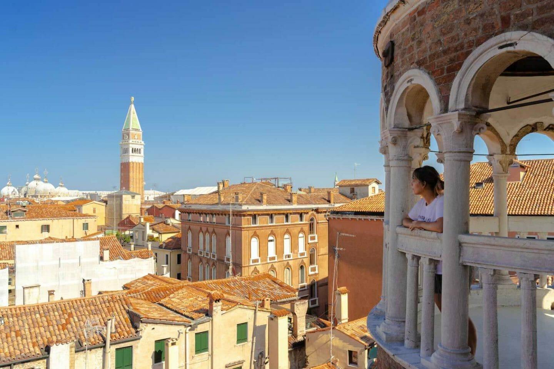 Escalera Contarini Venecia